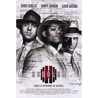 Affiche de cinéma original de Hoodlum