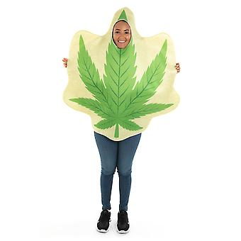 Homegrown Leaf Adult Costume