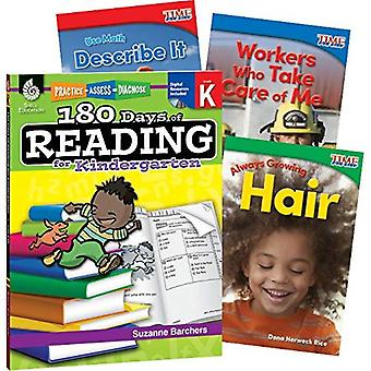Learn-At-Home: Reading Bundle Grade K
