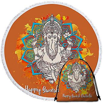 Simply Wholesale Ganesh Beach Towel