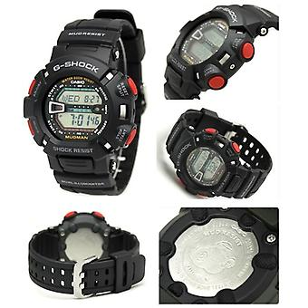 Casio G-Shock G-9000-1V G9000-1V Mudman 200M Men's Watch