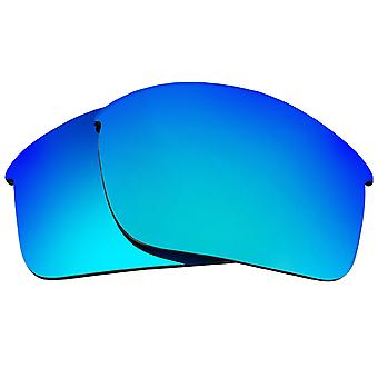 Replacement Lenses for Oakley Bottle Rocket Sunglasses Blue Mirror Anti-Scratch Anti-Glare UV400 by SeekOptics