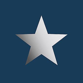 Portfolio XII metallic Stars behang Navy/zilver Rasch 248173
