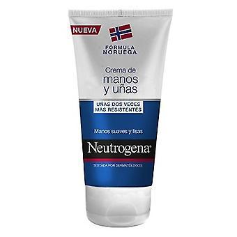 Neutrogena Crema de Manos y Uñas de 75 ml