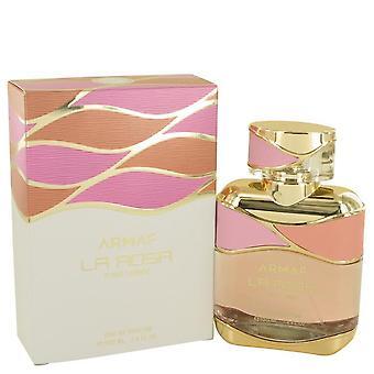 Armaf la rosa eau de parfum spray by armaf 538328 100 ml