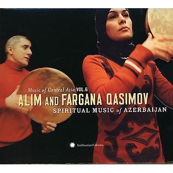 Musikk av sentrale asiatisk - musikk av sentralasiatiske: Vol. 6-åndelig musikk Aserbajdsjan [DVD] USA import