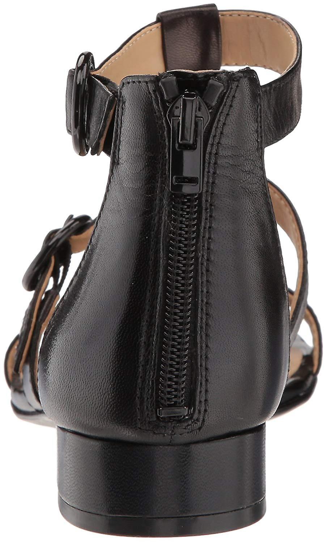 Naturalizer Women's Mabel Ankle-High Suede Sandal 3dlDL
