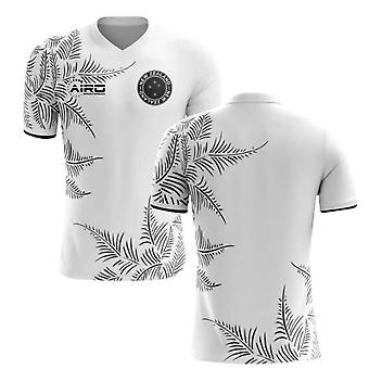 2020-2021 Uusi-Seelanti Home Concept Jalkapallo Paita (Barbarouses)