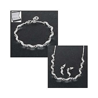 Equilibrium Necklace Set