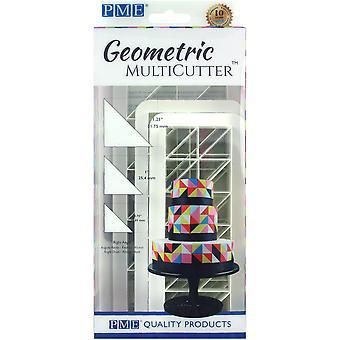 Zestaw PME 3 Kąt prosty Geometryczny Multi-Cutter