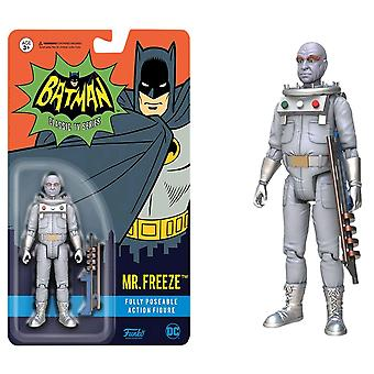 Batman (1966) Hr. Freeze Action Figur Chase Skibe 1 i 6