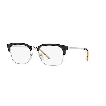 Burberry BE2273 3001 Black-Silver Glasses