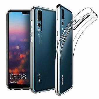 Huawei P Smart Pro - läpinäkyvä ohut kuori