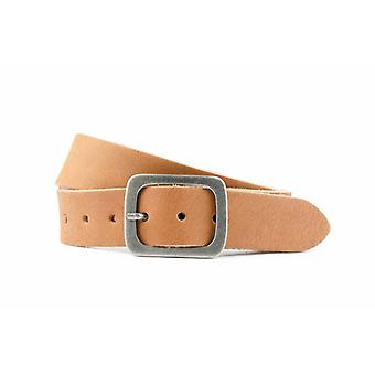 Vintage Belt With Cognac Color