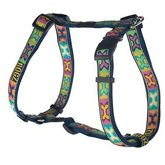 Rogz Rogz Harness Beach Bum Sj03-Bw (Dogs , Collars, Leads and Harnesses , Harnesses)