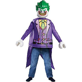 The Lego Batman Movie Joker Child Costume
