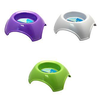 Happy Pet Products Pet Platter Dog Bowl