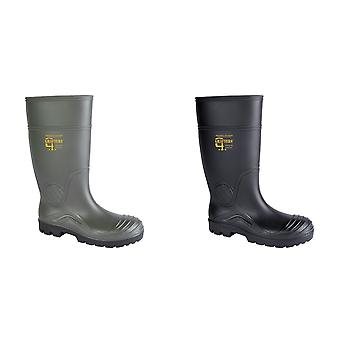 Grafters Womens PVC Safety Waterproof Boot