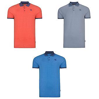 Dare 2B Herren Ehrerbietung Polo Shirt