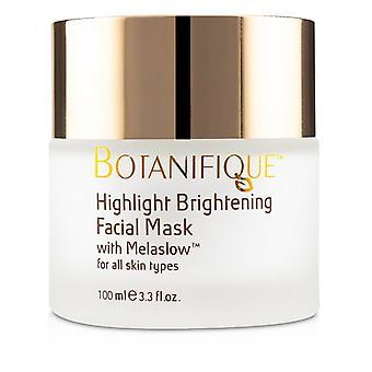 Botanifique Highlight Brightening Facial Mask 100ml/3.3oz