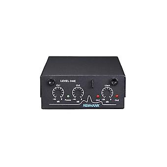 NewHank Newhank Level One Stereo Brick Wall Audio Limiter