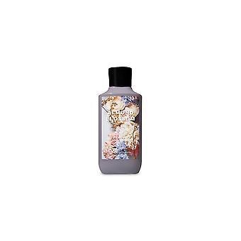(2 Pack) Bath & Body Works Almond Blossom Super Smooth Body Lotion 8 fl oz / 236 ml