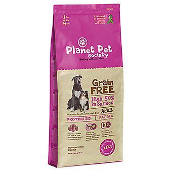 Planet Pet Grain Free Adult Chicken & Potato Meal (Koirat , Koiranruoka, Kuivaruoka)