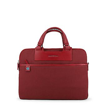 Piquadro Original Men All Year Briefcase - Red Color 32642