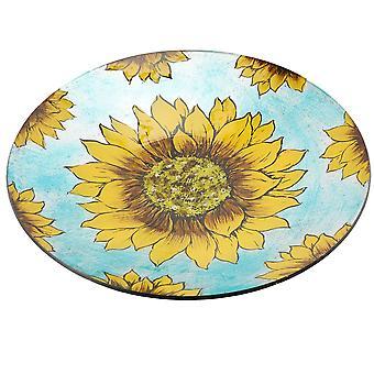 CGB Giftware Sunflower Decorative Bowl
