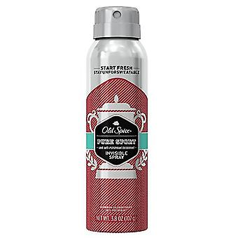 Old spice invisible spray antiperspirant & deodorant, pure sport, 3.8 oz