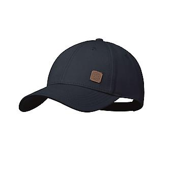 Buff Curve Baseball Cap ~ Solid navy