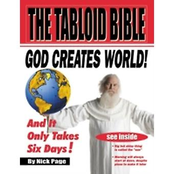 The Tabloid Bible by Page & Nick