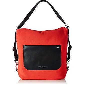 Mandarin Duck Camden Strap - Backpacks Donna Rot (Fiery Red) 15x36x43.5 cm (B x H T)