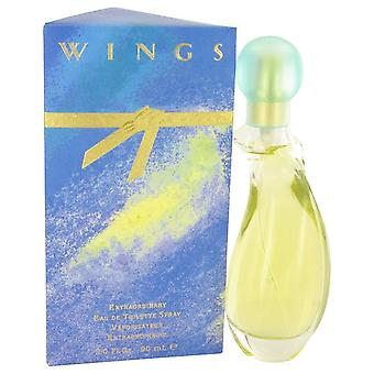 Wings eau de toilette spray av giorgio beverly hills 402576 90 ml
