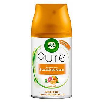 Air Wick FreshMatic Pure Relaxing Orange Air Freshener Recharge 250 ml