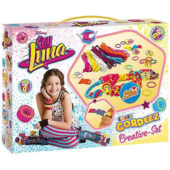 Soy Luna Cordeez Creative Jewellery Makes Your Own Jewelry