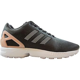 Adidas Zx Flux Granite/Silver Metallic-Core Black BA7641 Women's