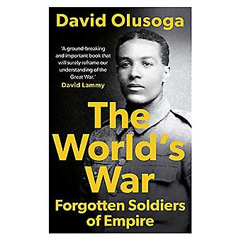 The World's War von David Olusoga - 9781789544497 Buch