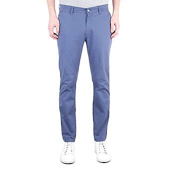NN07 Marco 1400 Blue Slim Fit Chinos