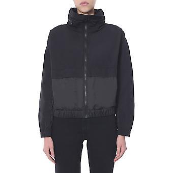 Kenzo Fa52bl08059099 Women's Black Polyester Outerwear Jacket