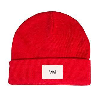 Accessories Vero Moda Mari Beanie Hat in Red