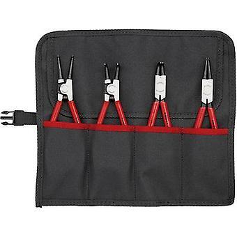 Knipex 00 19 56 Circlip Zangen Set Geeignet für Außen- und Innenringe 19-60 mm 19-60 mm Spitzenform Gerade, 90° Winkel