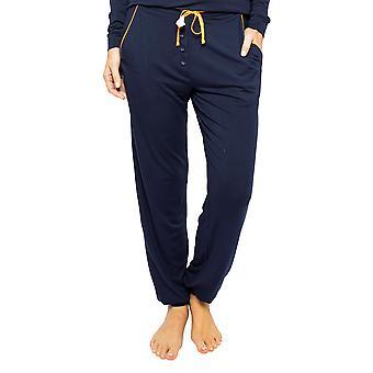 Cyberjammies Alexa 4512 Kvinnor's Navy Blue Pyjama Pant