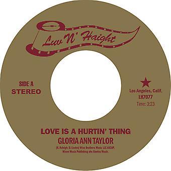 Gloria Ann Taylor - Love Is a Hurtin' Thing [Vinyl] USA import