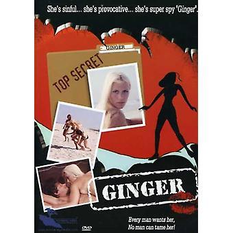 Ginger [DVD] USA import