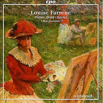 L. Farrenc - Louise Farrenc: Piano Trios, Sextet [CD] USA importeren