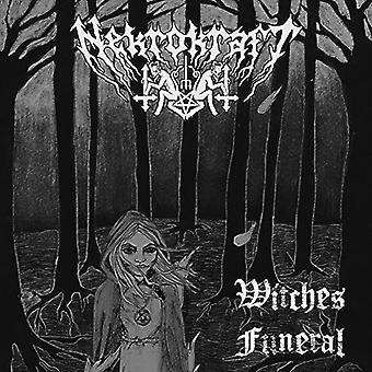 Nekrokraft - Witches Funeral [CD] USA import