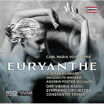 Euryanthe [CD] USA import