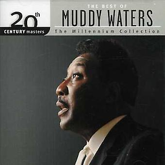 Muddy Waters - Best of Muddy Waters-Millenniu [CD] USA import