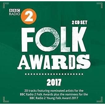 BBC Folk Awards 2017 - BBC Folk Awards 2017 [CD] USA import